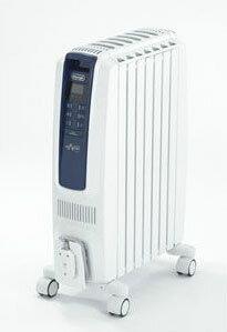 【在庫僅少】QSD0712-MB デロンギ ドラゴンデジタルスマート オイルヒーター 広さの目安:8〜10畳 幅広X字型フィン【smtb-k】【ky】【KK9N0D18P】