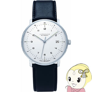 JUNGHANS max bill by junghans Automatic マックス ビル オートマティック デイト 027 4700 00【smtb-k】【ky】