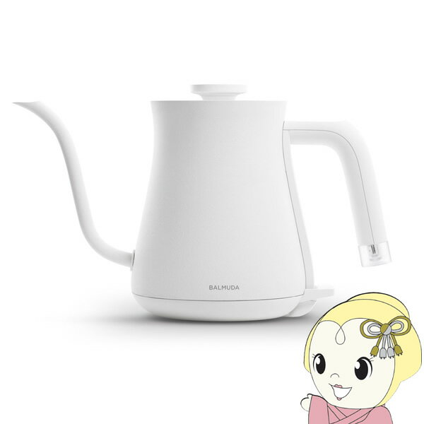 【在庫僅少】K02A-WH バルミューダ 電気ケトル BALMUDA The Pot ホワイト【smtb-k】【ky】