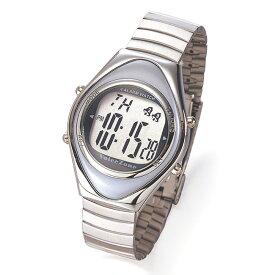 ◎マルチトーキング・ウォッチ Model WA9909S[音声 読み上げ 時計 デジタル 腕時計 男女 メンズ レディース おしゃれ 便利]【即納】
