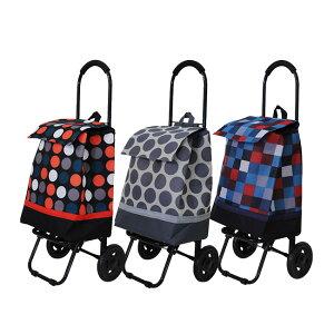 ◎CHARMISS シャルミス 保冷ショピングカート[大容量の保冷バッグが付いたおしゃれなショッピングキャリー(ショッピングカート) 買い物に便利な折り畳みのキャリーカート・保冷カート]