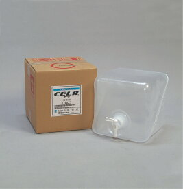 【送料無料】次亜塩素酸除菌水CELA(セラ)水キュービーテナー20リットル