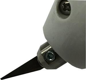 ZH01A 鋭角刃16°改 ホビー用小型超音波カッターにも利用可(ZO-41/ZO-41II/ZO-40/ZO-30/ZO-80)
