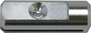 ZH15 超音波カッター用薄刃ZH14・薄長刃ZH16専用(刃厚0.15mm)刃固定具(ZO-40・ZO-41・ZO-80)