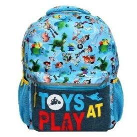 【送料無料+5%割引クーポン配布中】 Disney ディズニー Toy Story トイ・ストーリー 男の子用Toys At Playお出かけ用リュックサック バックパック カバン 鞄 デイバッグ 旅行