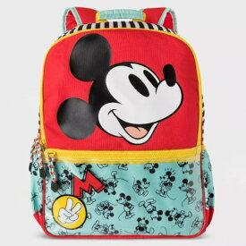 【送料無料+クーポン対象】Disney ディズニー Mickey Mouse 男の子用ミッキーマウスお出かけ用リュックサック バックパック カバン 鞄 デイバッグ 旅行