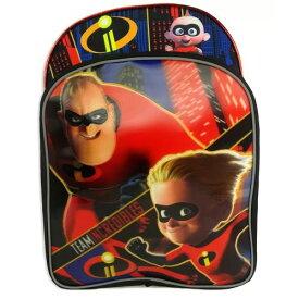 【送料無料+クーポン対象】Disney ディズニー Incredibles 2 男の子用アイマスク付きインクレディブル・ファミリーお出かけ用リュックサック バックパック カバン 鞄 デイバッグ 旅行