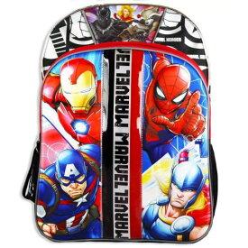 【送料無料+5%割引クーポン配布中】 Disney ディズニー マーベルユニバース 男の子用Marvel Universe Moldedお出かけ用リュックサック バックパック カバン 鞄 デイバッグ 旅行