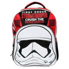 【送料無料+クーポン対象】Disney ディズニー Star Wars Stormtrooper スターウォーズ 男の子用ストームトルーパーTroopers Orderお出かけ用リュックサック バックパック カバン 鞄 デイバッグ 旅行