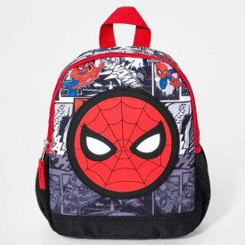 【送料無料+クーポン対象】Disney ディズニー Spider-Man 男の子用スパイダーマンお出かけ用リュックサック バックパック カバン 鞄 デイバッグ 旅行 Marvel マーベル