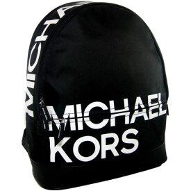 【送料無料+5%割引クーポン配布中】 マイケルコース Michael Kors Sport Logo リュックサック(Black/White) バックパック デイバッグ バック Backpack レディース ユニセックス メンズ 小物 アクセサリー 【楽ギフ_包装選択】