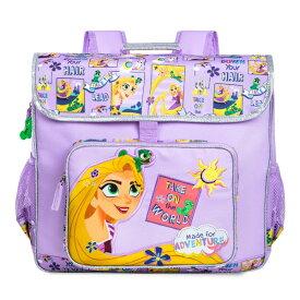 Disney ディズニー Tangled 塔の上のラプンツェル 紫ラプンツェルお出かけ用リュックサック バックパック カバン 鞄 デイバッグ 旅行 【ラ・クーポンで送料無料】