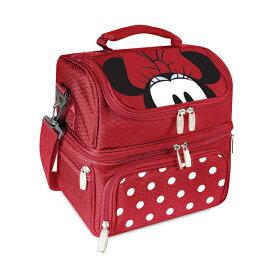 Disney ディズニー Minnie Mouse ミニーマウス保冷機能付きランチバッグ ランチトート お弁当バッグ お弁当袋 カバン 鞄 デイバッグ 遠足 旅行 【ラ・クーポンで送料無料】