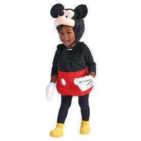 Disney ディズニー Mickey Mouse ミッキーマウスなりきりコスチュームセット ハロウィン 変装 衣装 変身 ハロウィーン 出産祝い 【ラクーポンで送料無料】【楽ギフ_包装選択】