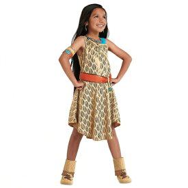 Disney ディズニー Pocahontas ポカホンタスコスチュームドレス ワンピース コスプレ ハロウィン ハロウィーン Halloween 衣装 変装 プリンセス 【ラクーポンで送料無料】【楽ギフ_包装選択】