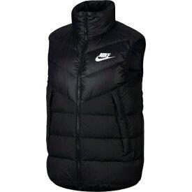 nike ナイキ 【メンズサイズ】 Nike Windrunner防寒ダウンベストジャケット(Black) アウター トップス ストリート 【お任せ便☆送料無料】【楽ギフ_包装選択】