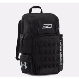 Under Armour アンダーアーマー ステフィン・カリー限定モデル ブラックSC30バックパック(28.5L) UA SC30 Backpack リュックサック NBA ゴールデンステートウォリアーズ 【ラクーポンで送料無料】【楽ギフ_包装選択】