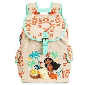 Disney ディズニー モアナと伝説の海 Moana 女の子用モアナなりきりお出かけ用リュックサック バックパック プリンセス カバン 鞄 デイバッグ 旅行 【ラ・クーポンで送料無料】