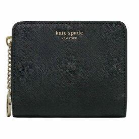 ケイトスペード 二つ折り財布 レディース KATE SPADE WLRU5424 001 アウトレット