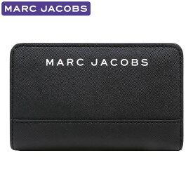 マークジェイコブス MARC JACOBS 財布 二つ折り財布 M0015161 001 ミニ財布 アウトレット レディース アクセサリー 新作 ギフト プレゼント