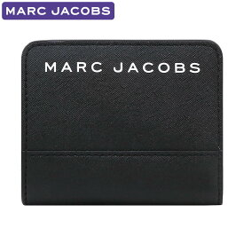 マークジェイコブス MARC JACOBS 財布 二つ折り財布 M0015163 001 サフィアーノレザー アウトレット レディース ギフト プレゼント