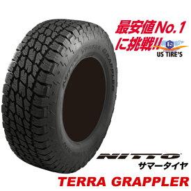 285/45R22 114S XL テラ グラップラー ニットー TERRA GRAPPLER オールテレーン タイヤ NITTO TIRES 285-45-22 国産 285 45 22インチ SUV 取寄商品