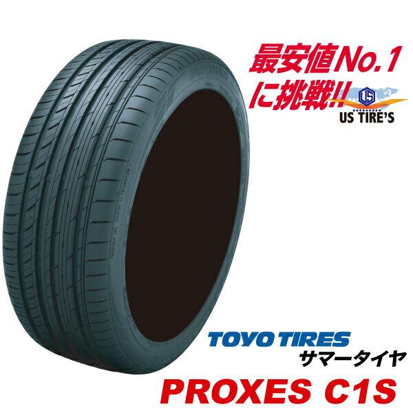 PROXES C1S 225/50R17 98W プロクセス シーワンエス トーヨー タイヤ TOYO TIRES 225/50-17 225/50 17インチ 国産 サマー 低燃費 エコ