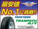 TOYO TIRES TRANPATH A/T [215/80R15 101S] / トーヨータイヤ トランパス エーティー [215-80-15 101S]