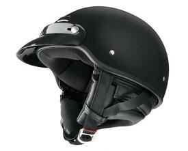ハーレーダビッドソン、ドラッグスター、シャドー、バルカン等 Raider Deluxe レイダー デラックス ヘルメット XLサイズ つやあり グロスブラック