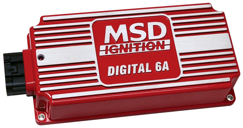 MSD 6A デジタル イグニッション コントロール 6201