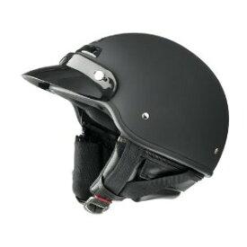 ハーレーダビッドソン、ドラッグスター、シャドー、バルカン等 Raider Deluxe レイダー デラックス ヘルメット XLサイズ マットブラック