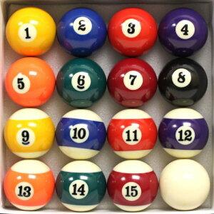 Felson フェルソン ビリヤードボール 16個入り