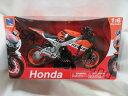 NewRay Honda Repsol CBR1000RR 1/6 ニューレイ ホンダ レプソル バイク オレンジ 2009