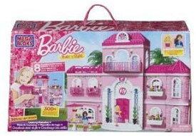 メガブロックス バービー ラグジュアリー・マンション  Mega Bloks Barbie Luxury Mansion