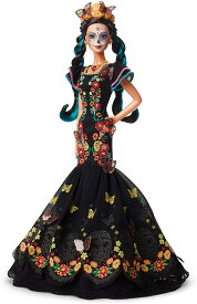 Barbie Dia De Muertos Doll バービー ディア・デ・ムエルトス ドール