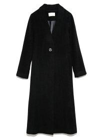 チェスターコート Lily Brown リリーブラウン コート/ジャケット コート/ジャケットその他 ブラック ホワイト レッド ブルー【送料無料】[Rakuten Fashion]