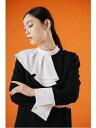 [Rakuten Fashion]アシメフリルカラーワンピース CELFORD セルフォード ワンピース ワンピースその他 ブラック ブルー…