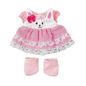 うさちゃんワンピ メルちゃん着せ替え 511015パイロットインキ 着せ替え人形 めるちゃん 知育玩具 ままごと 女の子