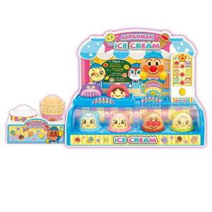 アンパンマン のっけてポン! NEW アンパンマンのアイスちょうだい!! 181215 ジョイパレット 知育玩具 おもちゃ 【送料無料(北海道、沖縄、離島は配送不可)】