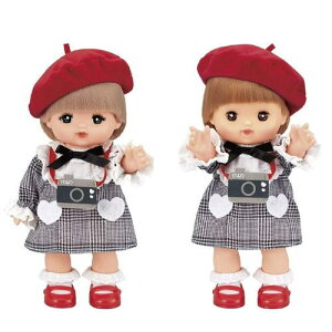 メルちゃん きせかえセット ベレーぼうコーデ 514894パイロットインキ 着せ替え人形 めるちゃん 知育玩具 ままごと 女の子