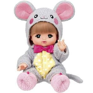 限定品ねずみさんメルちゃん メルちゃんお人形セット514948 パイロットインキ 着せ替え人形 めるちゃん 知育玩具 ままごと 女の子