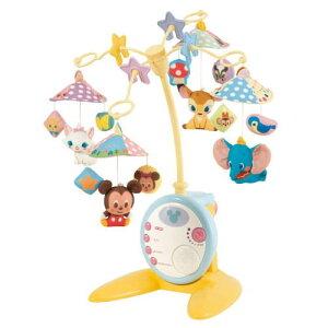 ディズニーキャラクターズ やわらかガラガラメリーデラックス タカラトミー 847793 おもちゃ メリー ベビーベッド 【送料無料(北海道、沖縄、離島は配送不可)】