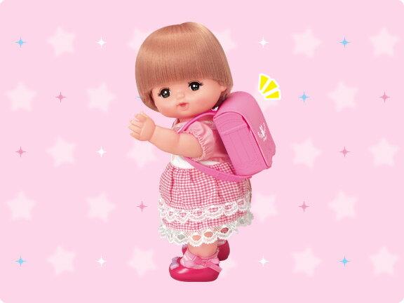 メルちゃんなかよしパーツ うきうきランドセル パイロットインキ 着せ替え人形 めるちゃん 知育玩具 ままごと 女の子 【RCP】