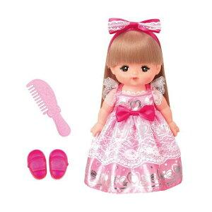 おめかしプリンセス メルちゃんお人形セット 512777パイロットインキ 着せ替え人形 めるちゃん 知育玩具 ままごと 女の子