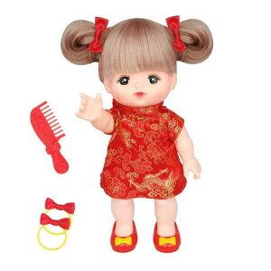 チャイナドレスメルちゃん メルちゃんお人形セット 512708パイロットインキ 着せ替え人形 めるちゃん 知育玩具 ままごと 女の子