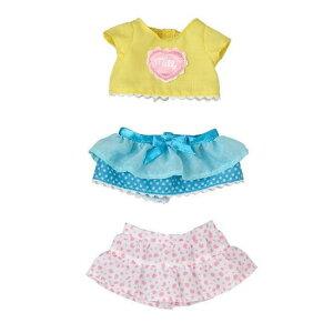 スカートセット メルちゃん着せ替え 511220パイロットインキ 着せ替え人形 めるちゃん 知育玩具 ままごと 女の子