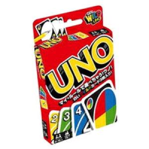 【おまかせ便で送料無料】ウノ カードゲーム UNO ファミリーゲーム