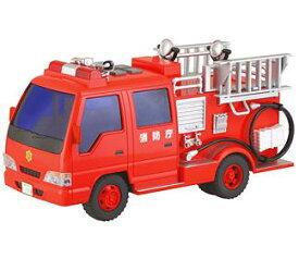 サウンドポンプ消防車 005782サウンドシリーズ フリクション走行 トイコーtoyco車おもちゃ【送料無料(北海道、沖縄、離島は配送不可】