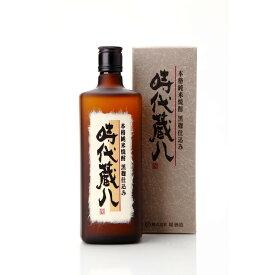 《送料無料》【米焼酎】堤酒造 黒麹仕込み 米焼酎 時代蔵八 720ml
