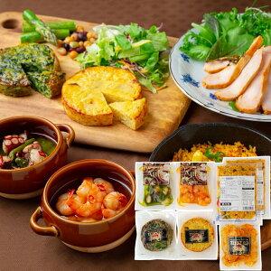 【送料無料】東京品川 スペインバル モン・テルセーロ スペイン料理セット 6種